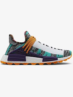 2fedf8edb ADIDAS ORIGINALS X PHARRELL WILLIAMS ADIDAS BY PHARRELL WILLIAMS X PHARRELL  WILLIAMS SOLARHU NMD SNEAKERS.  adidasoriginalsxpharrellwilliams  shoes