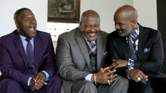 Another installment from the Winans family!! If God Be For Us by Three Winans Brothers (3WB)-Marvin Winans, Carvin Winans and BeBe Winans.