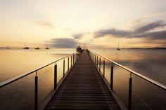 Ponton Escapade Island Beach Resort- Ilot maitre- Nouvelle- Calédonie- vacances- voyage- paradis