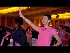 This Dance Inspires Millions Of Breast Cancer Survivors