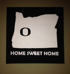 Home Sweet Home Oreg