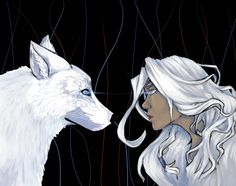 The White Wolf (aka Adelina)