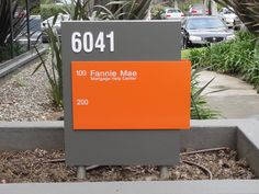 Monument Signs by WESCO Signs - Sign Company Los Angeles #monumentsigns #architecturalsigns