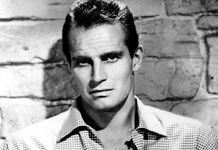 Charlton Heston. former actor/president of the NRA. man after my own heart.