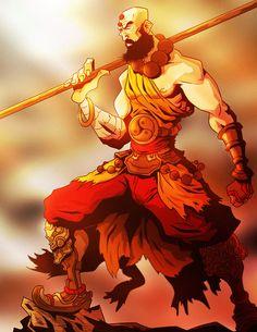 diabloart:  Diablo 3 Monk