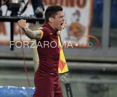 Juan Manuel Iturbe dopo Roma-CSKA Mosca 5-1 http://www.forzaroma.info