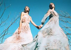Valentino Spring Summer 2015 by Michael Pudelka | itfashion.com