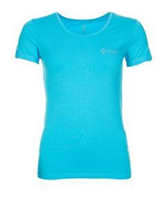 Women's T-shirt KILPI - FIABA - light blue