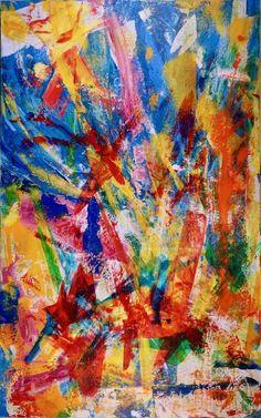"Saatchi Art Artist Nestor Toro; Painting, ""The Best Party"" #art"