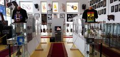 Rockmúzeum, Rockcsarnok, Magyarock Hírességek Csarnoka, gary moore