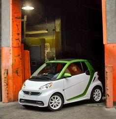 unplug. uncar. smart electric drive.