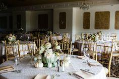 Ideias para a decoraração de um casamento de outono. #casamento #decoração #mesas #outono