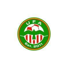 Create a new badge identity for soccer club in Los Angeles by DSCVRY