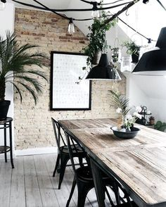 Dining room via pinterest #interior #design #interiordesign #seaofgirasoles…