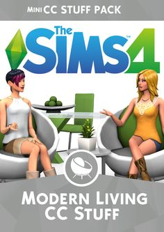 Illogical Sims' CC + Renders Modern Living CC StuffFully Base Game CompatibleI was really inspired t Sims 4 Game Packs, The Sims 4 Packs, Sims 4 Game Mods, Sims 4 Mods, Maxis, Sims Four, Sims 4 Mm Cc, Sims 4 Expansions, Sims 4 Traits