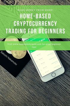 Home-based Cryptocurrency Trading for Beginners Work From Home Jobs, Make Money From Home, How To Make Money, Silver Investing, Cryptocurrency Trading, Bitcoin Cryptocurrency, Bitcoin Price, Bitcoin Account, Online Trading