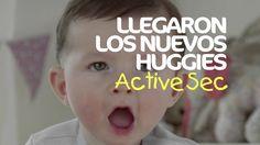 Nuevos Huggies Active Sec unanse y participen x tres meses de toallitas humedas.