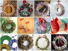 Risultati immagini per ghirlande di carnevale fatte con le lingue di suocera