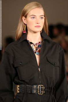 Ralph Lauren (Spring-Summer 2015) R-T-W collection at New York Fashion Week (Details)  #NewYork #RalphLauren