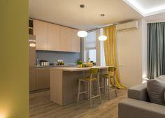 é Projeto De DecoraçãO, Mas Imaginem O Apartamento Decorado Real