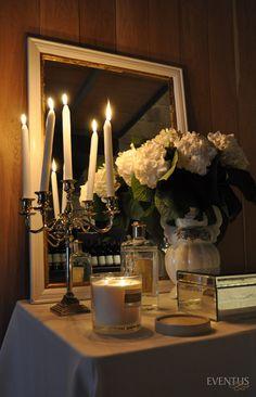 Tocador para boda por Eventus