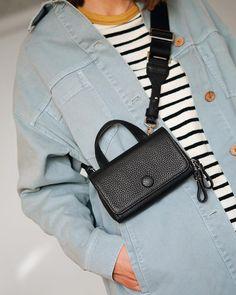 Поясная сумка мини  Размер Just For Men, Outfit Winter, Sling Backpack, Backpacks, Bags, Fashion, Handbags, Moda, Fashion Styles