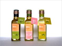 Olive oil label ideas