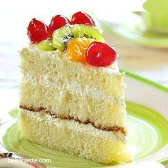 The 36th AVENUE | Super Moist White Cake Recipe | The 36th AVENUE