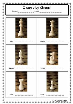 Cyber-chess Beginner's Level: a chess tutorial site designed for children (and the young in mind) who want to learn how to play chess