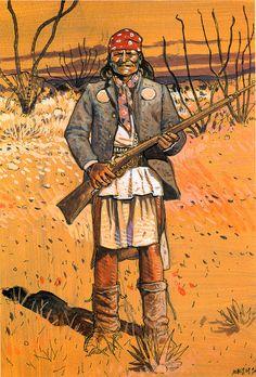 GERÓNIMO: POR QUÉ NOS GUSTAN LOS PIELES ROJAS Jean Giraud, Geronimo, Sitting Bull, Nogent Sur Marne, Comic Book Layout, Serpieri, Eskimo, Saloon, Book Creator