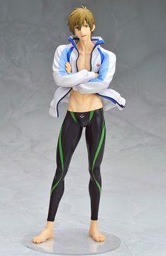 Altair - Free!: Makoto Tachibana 1/8 Complete Figure