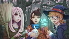 gohpot little_witch_academia realistic Little Witch Academia Lotte, Little Wich Academia, Akko X Andrew, Manga, Good Cartoons, Netflix Anime, Anime Nerd, Cosplay, Pretty Pictures