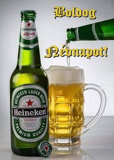 Heineken is the best beer ever!and is the only beer I will drink. All Beer, Wine And Beer, Best Beer, Billard Bar, Fun Drinks, Alcoholic Drinks, Beers Of The World, Lager Beer, Beer Brands