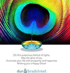 Dun & Bradsrteet India wishes you a very HAPPY DIWALI!
