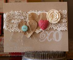Artisan Embellishments Kit  Kimberly Van Diepen, Stampin' Up!