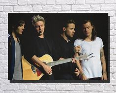 DOWNLOAD One Direction Painting One Direction Print by rockinoil