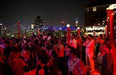Rooftop parties #CCSummerStyle