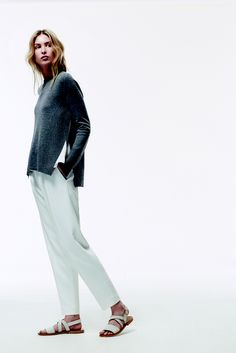 Cashmere in Love, Look #2