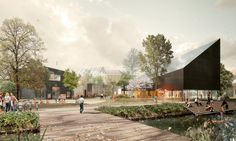 COBE,+NORD+Architects,+Kindergarden+and+youth+club+in+Copenhagen