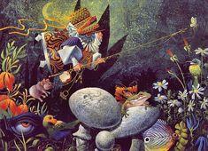 Art of James Christensen