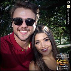 """""""AlSel'den herkese sevgiler!.. Güneşin Kızları yarın 12.bölümüyle saat 20:00'da Kanal D'de! @handemiyy @tolgasaritas_ #güneşinkızları #pazartesi #kanald…"""" Selena Gomez Hd Wallpapers, Futuristic Bedroom, Hande Ercel, Turkish Beauty, Love Stars, Young Couples, Turkish Actors, Celebs, Celebrities"""