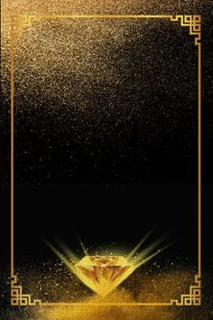 Gem Diamond Jewel Crystal Background in 2019 Background Search, Poster Background Design, Background Templates, Background Patterns, Gold And Black Background, Crystal Background, Diamond Background, Textured Background, Black Backgrounds
