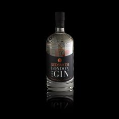Redsmith London Dry Gin on Packaging of the World - Creative Package Design Gallery