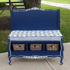 15 Repurposed Furniture Transformations - Furniture Makeovers