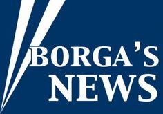 Borga's News Edição de 30/julho/2012