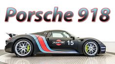 Porsche 918 Spyder at Goodwood Festival of Speed 2014