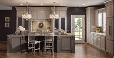 HOUSE-KITCHENS-fromCurtis,company-Merillat-Masterpiece-Cabinets-Temora-Door-Style-in-Cherry-Wood-with-a-Pebble-Grey-Finish-and-Coconut-Patina