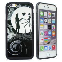 The Nightmare Before Christmas Silicone Case for iPhone 4s 5 5S SE 5C 6 6S Plus #UnbrandedGeneric