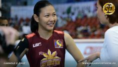 PSL FEATURED ATHLETE: Angeli Tabaquero - Solar Sports Desk #psl #volleyball