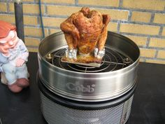 Beer can chicken Louisiana style